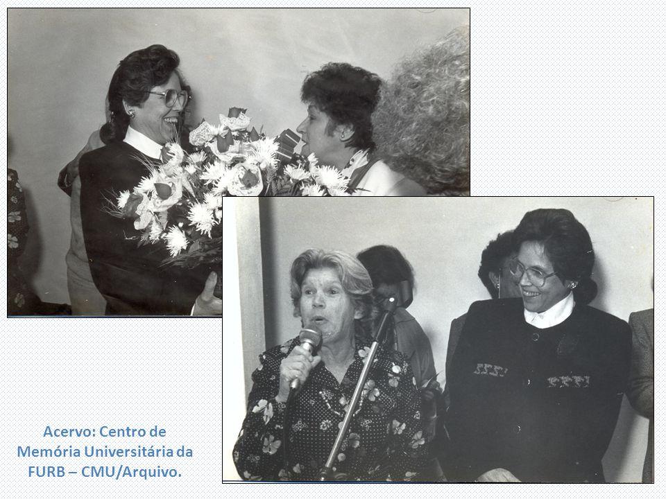 Acervo: Centro de Memória Universitária da FURB – CMU/Arquivo.