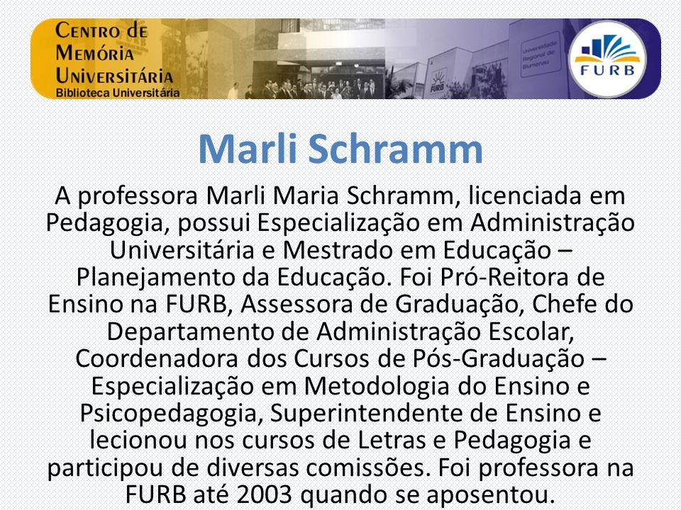 Marli Schramm
