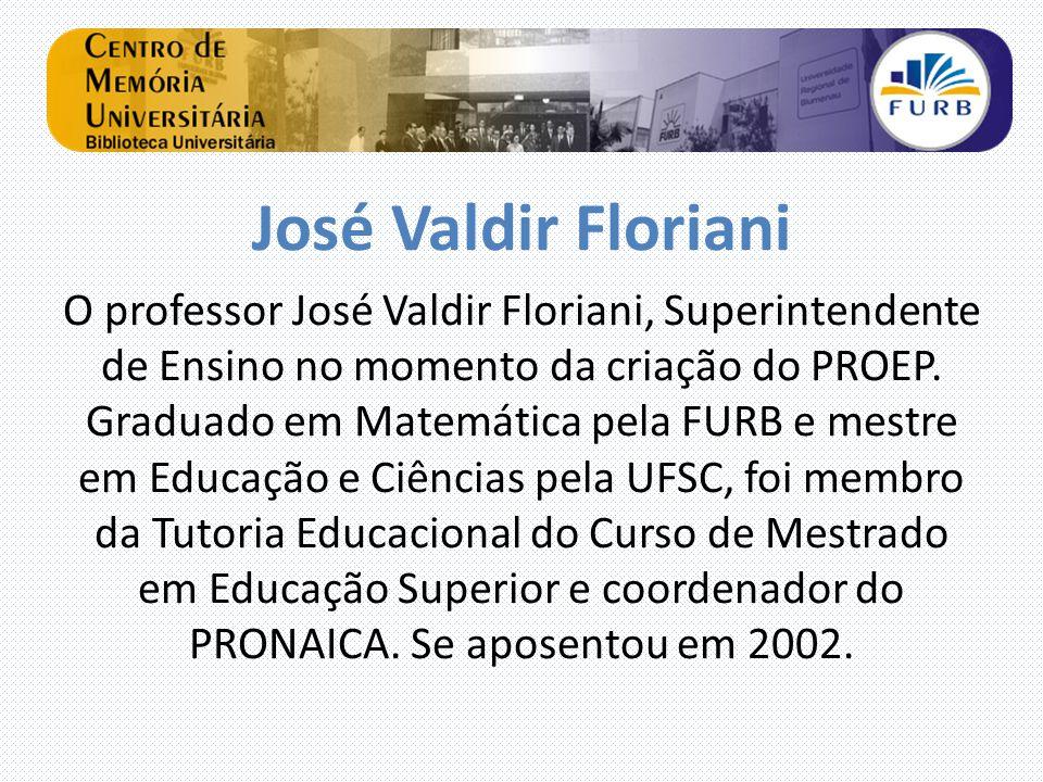 José Valdir Floriani