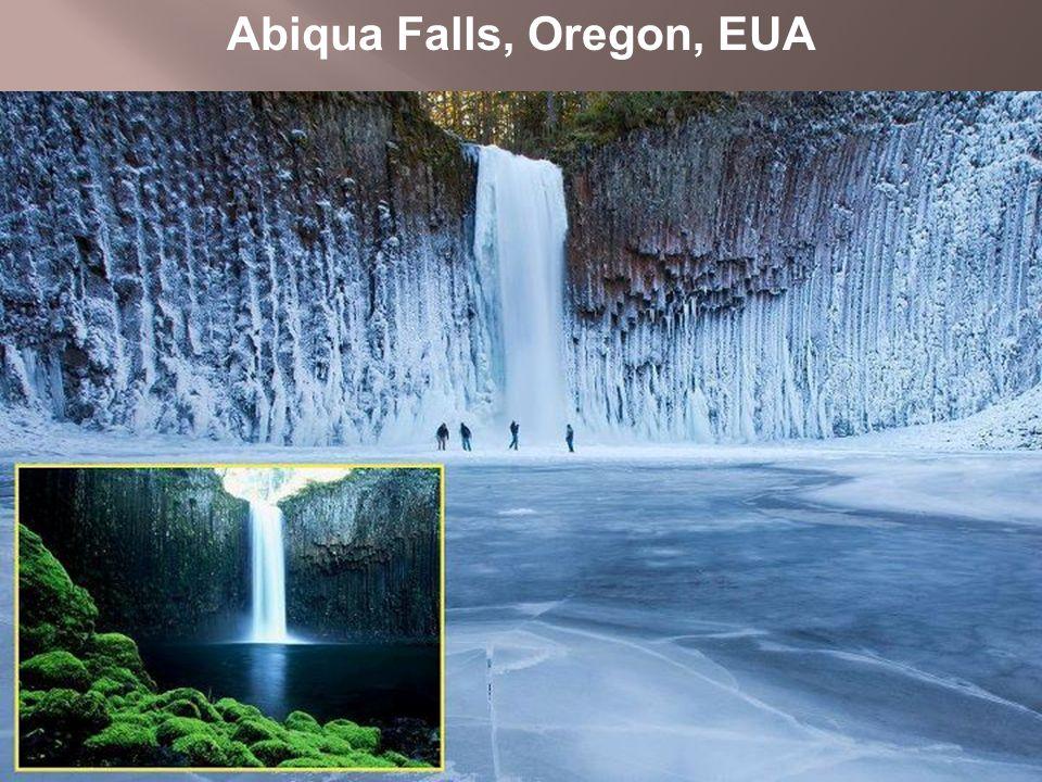 Abiqua Falls, Oregon, EUA