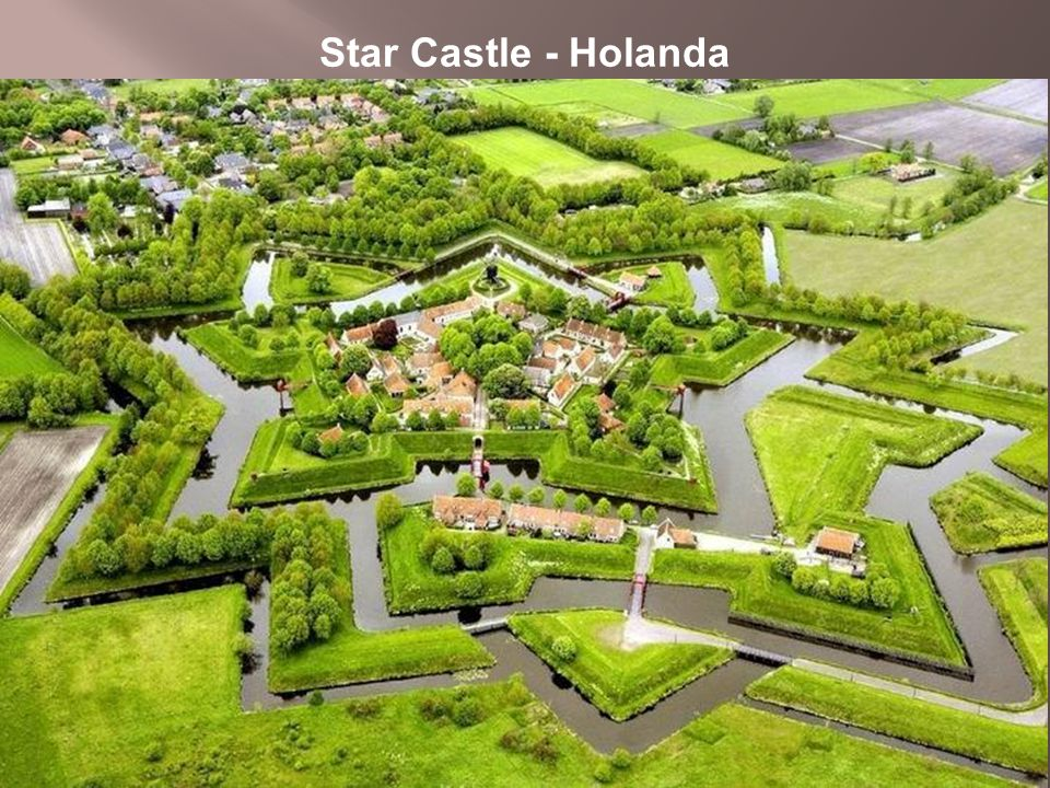 Star Castle - Holanda