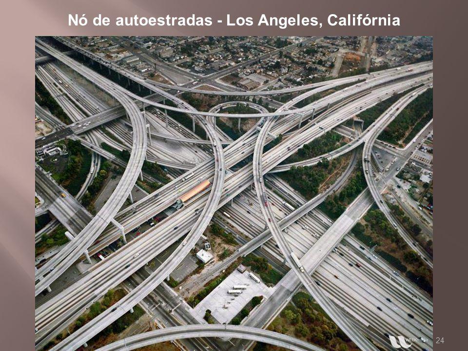 Nó de autoestradas - Los Angeles, Califórnia
