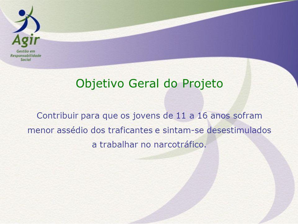 Objetivo Geral do Projeto