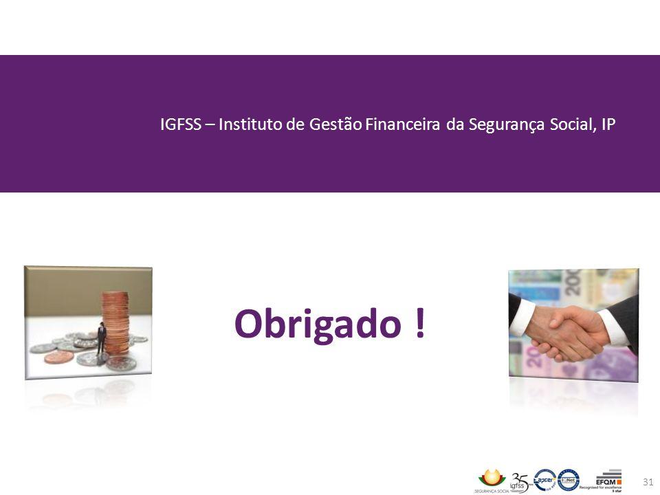 IGFSS – Instituto de Gestão Financeira da Segurança Social, IP