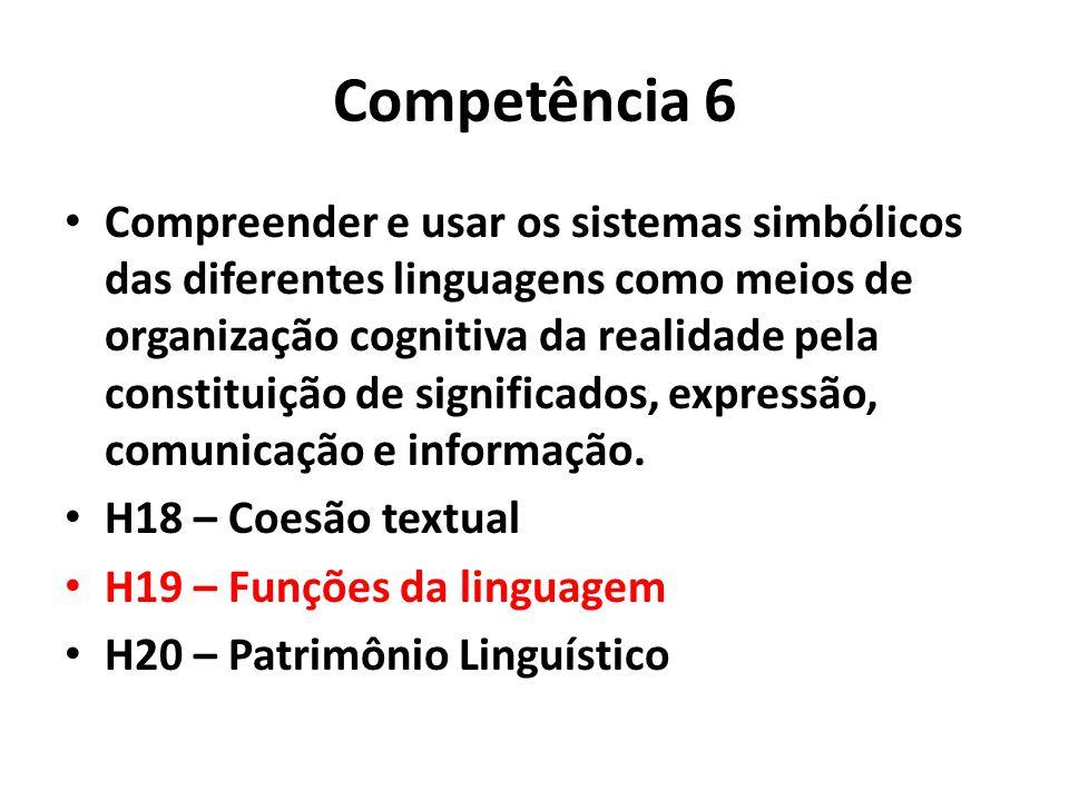Competência 6
