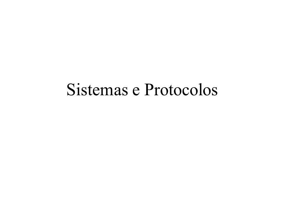 Sistemas e Protocolos