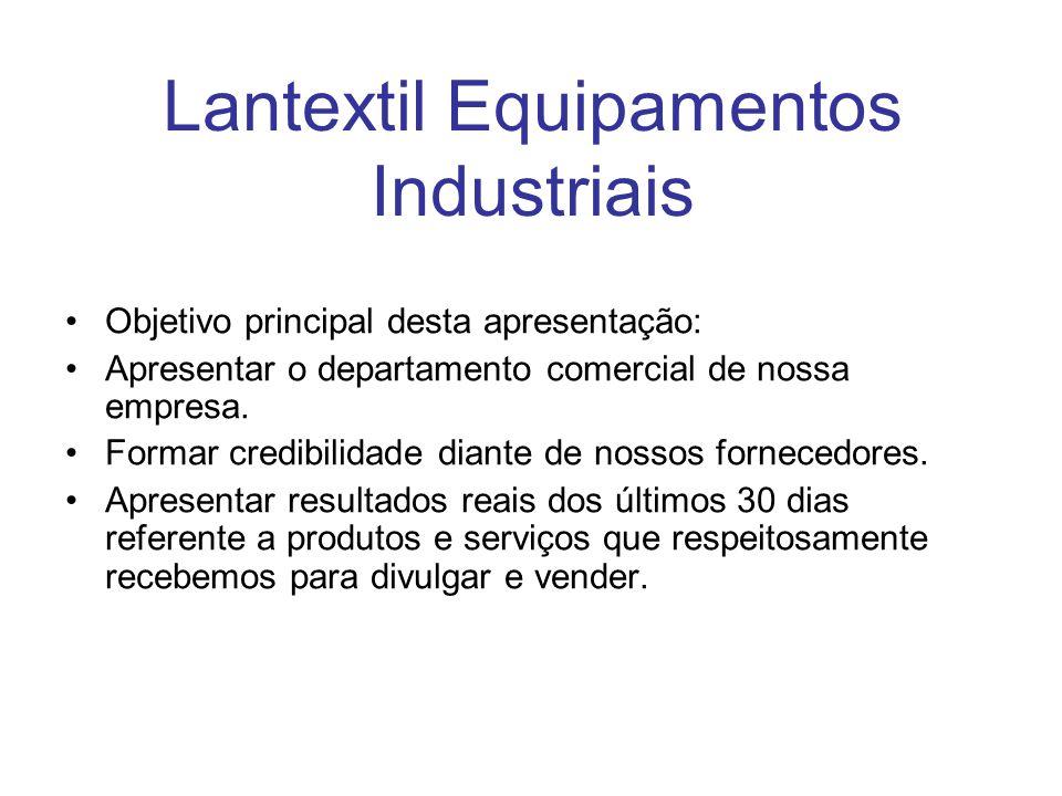 Lantextil Equipamentos Industriais