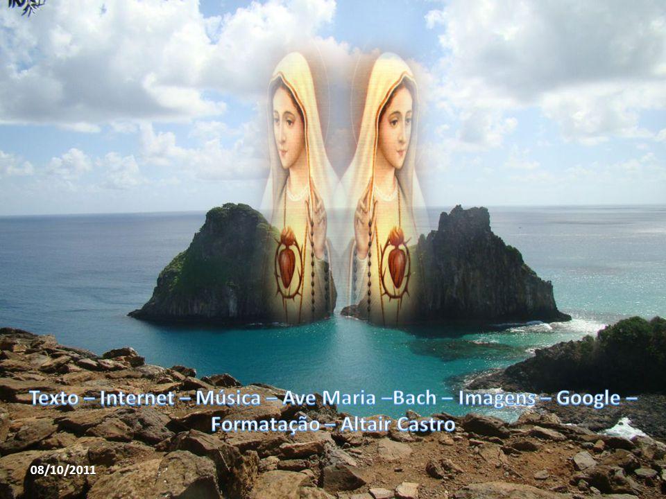 Texto – Internet – Música – Ave Maria –Bach – Imagens – Google – Formatação – Altair Castro