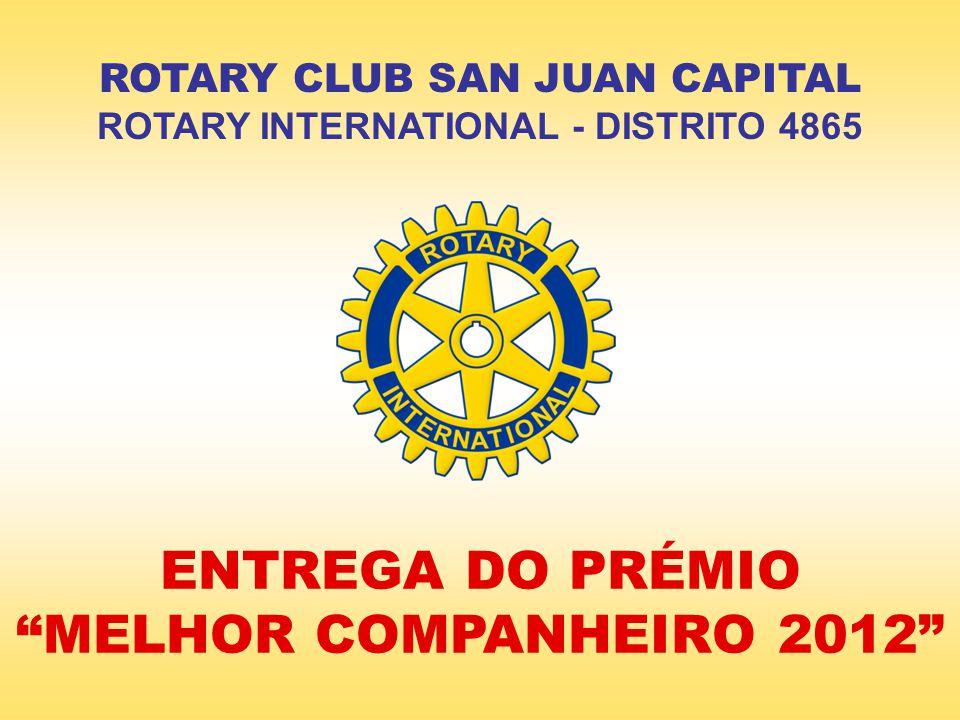 ROTARY INTERNATIONAL - DISTRITO 4865