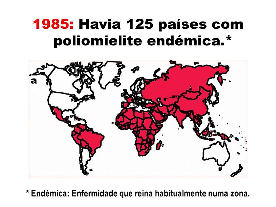 * Endémica: Enfermidade que reina habitualmente numa zona.