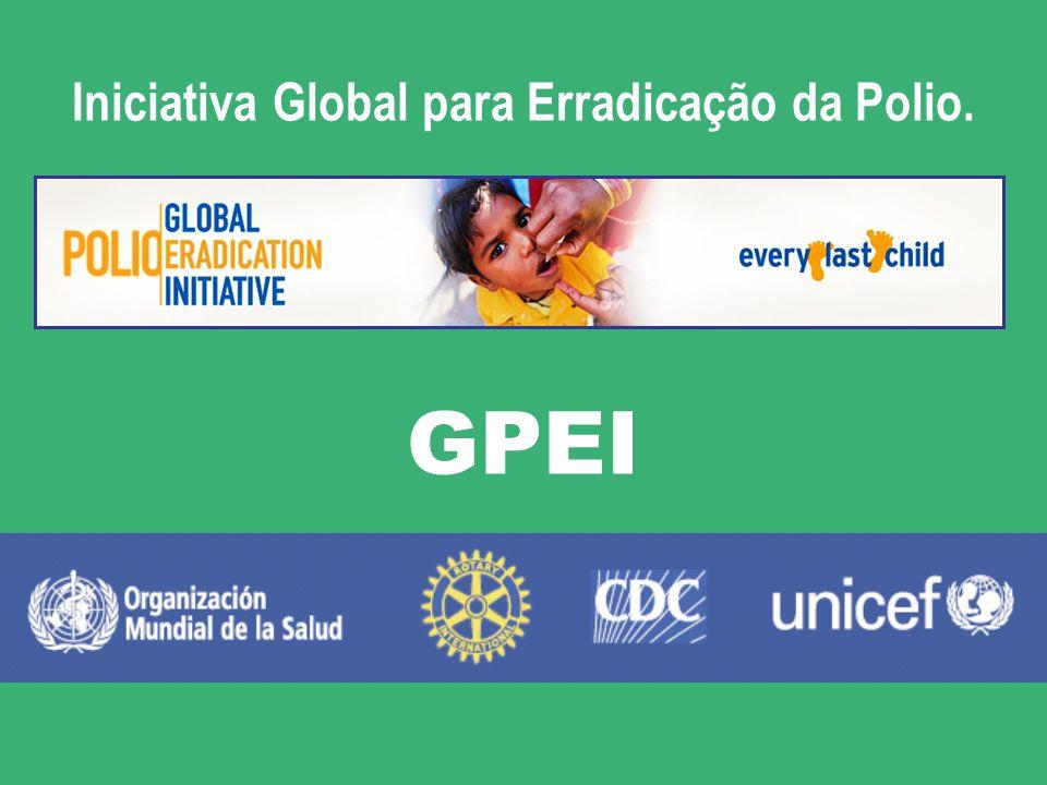 Iniciativa Global para Erradicação da Polio.