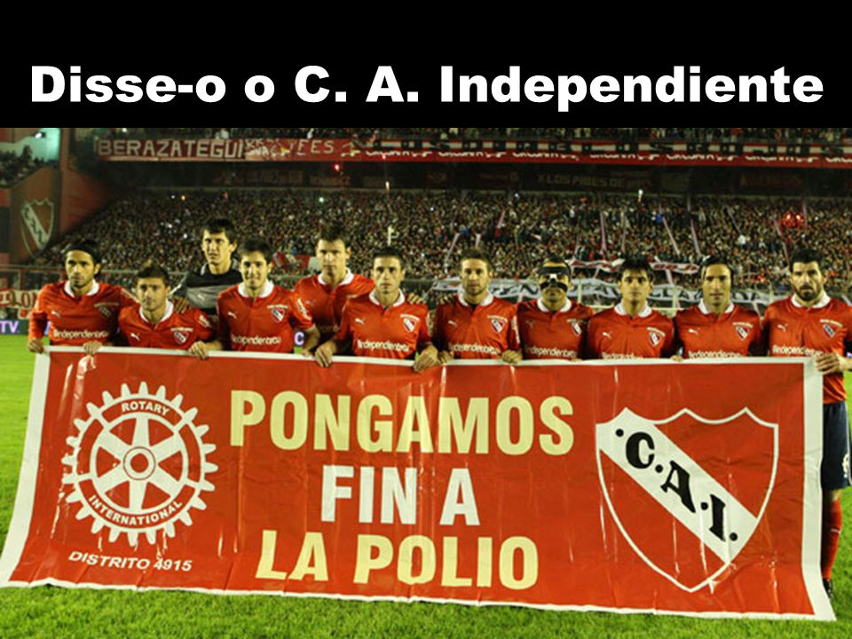 Disse-o o C. A. Independiente