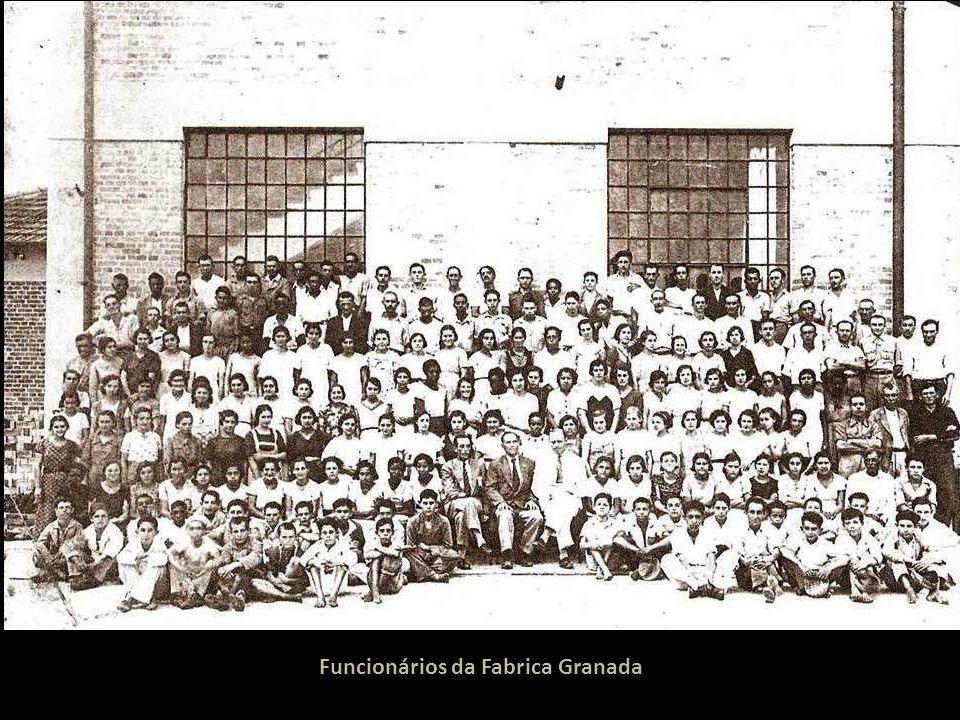 Funcionários da Fabrica Granada
