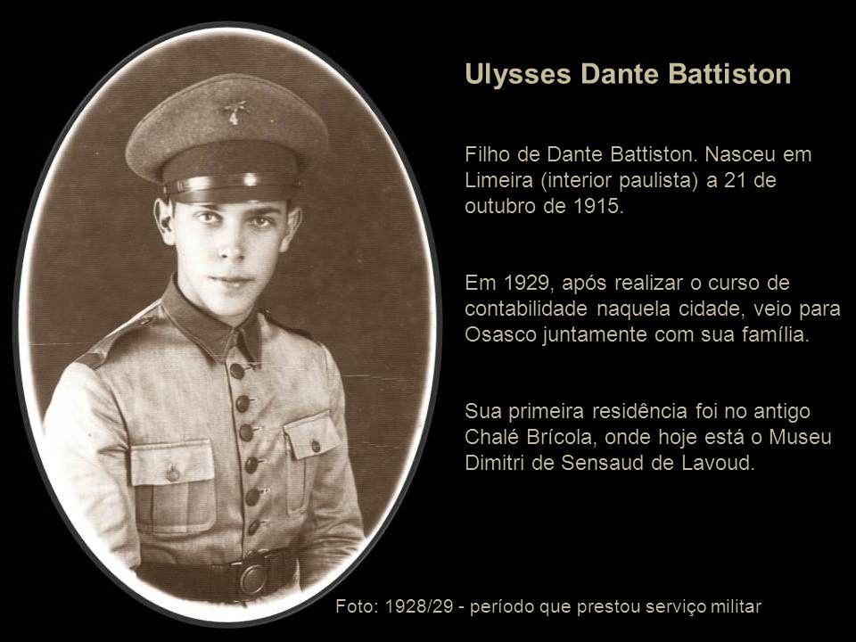 Ulysses Dante Battiston