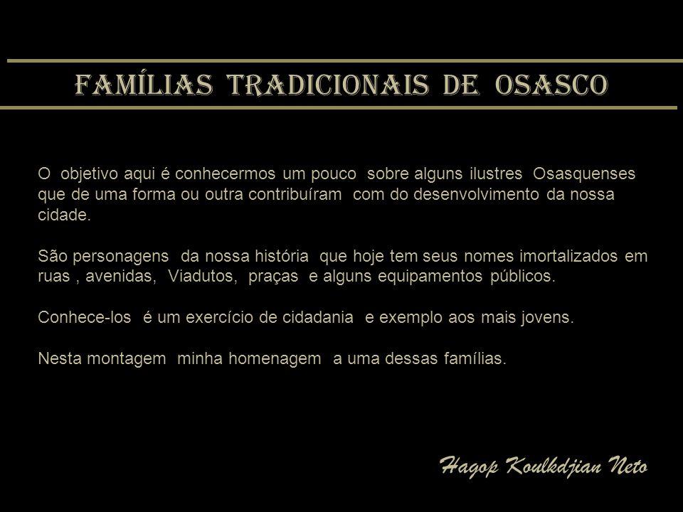 Famílias tradicionais de Osasco