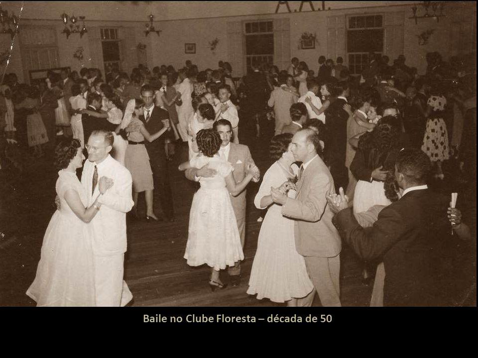 Baile no Clube Floresta – década de 50
