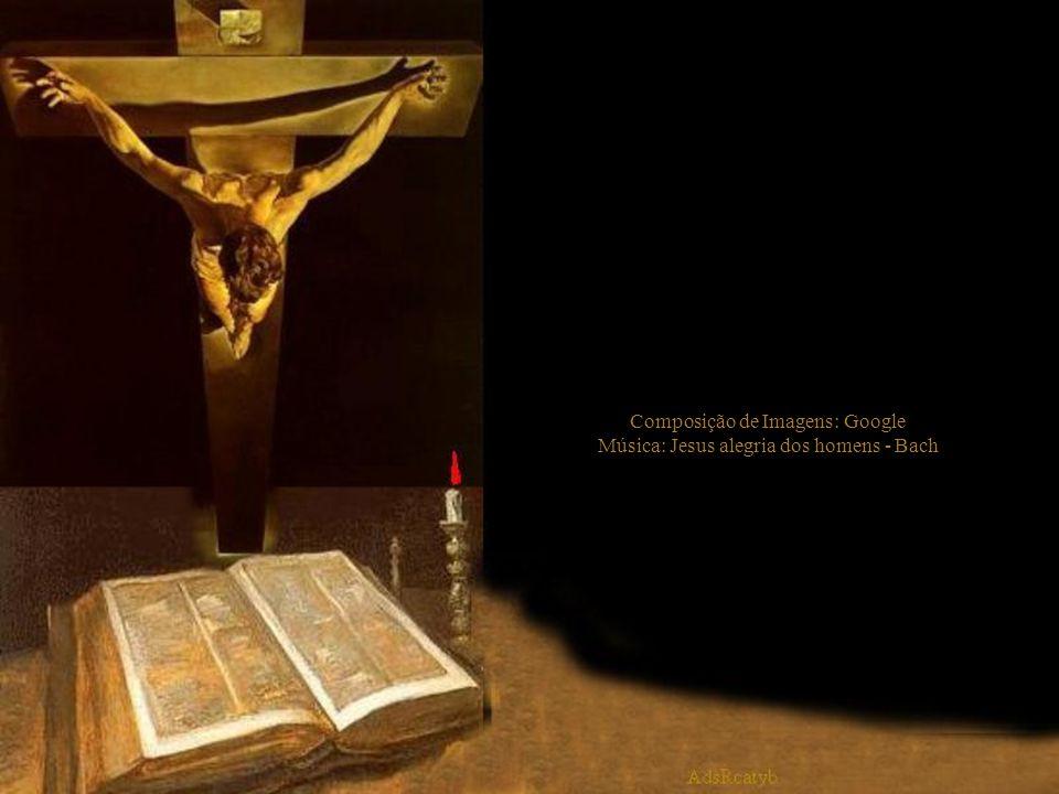 Composição de Imagens: Google Música: Jesus alegria dos homens - Bach