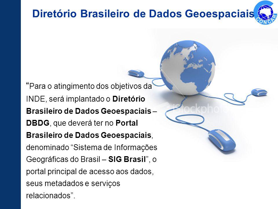 Diretório Brasileiro de Dados Geoespaciais