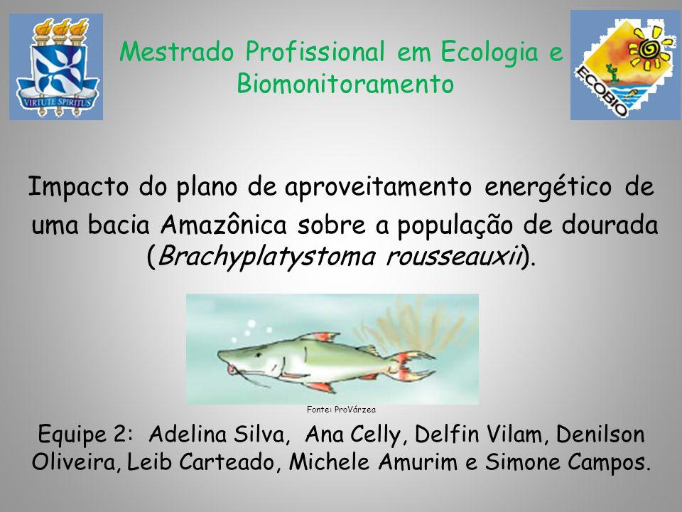 Mestrado Profissional em Ecologia e Biomonitoramento