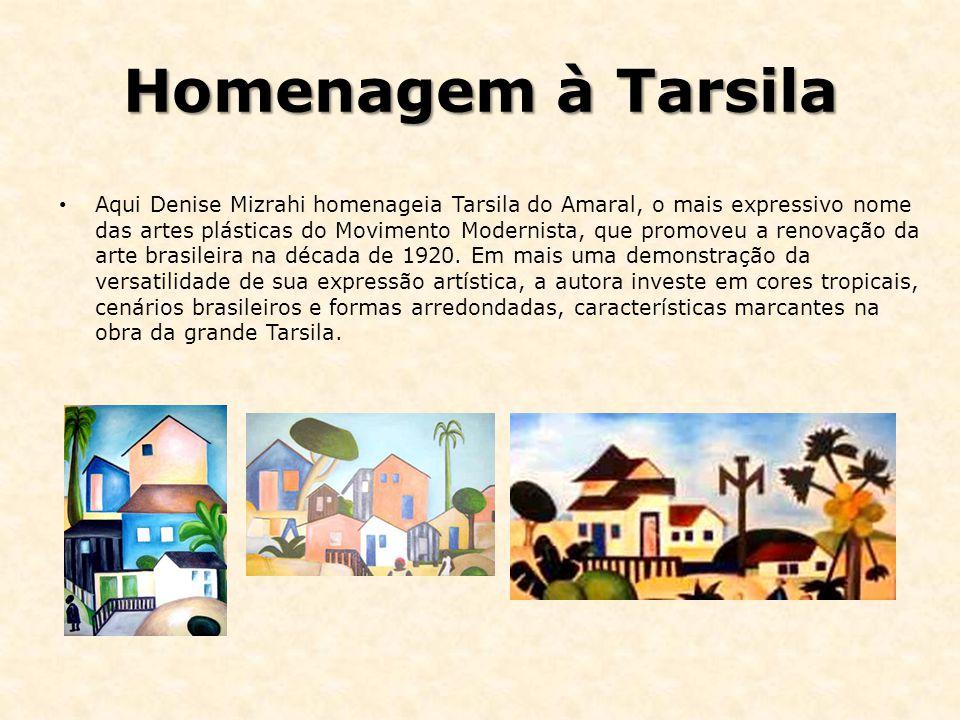 Homenagem à Tarsila