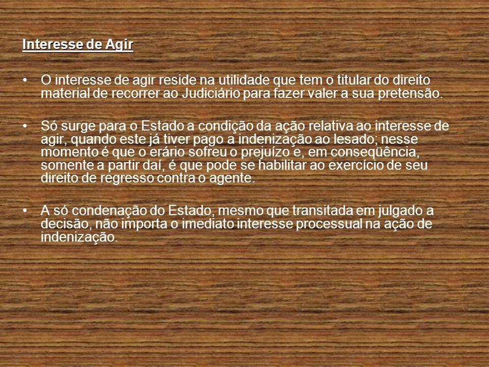 Interesse de Agir