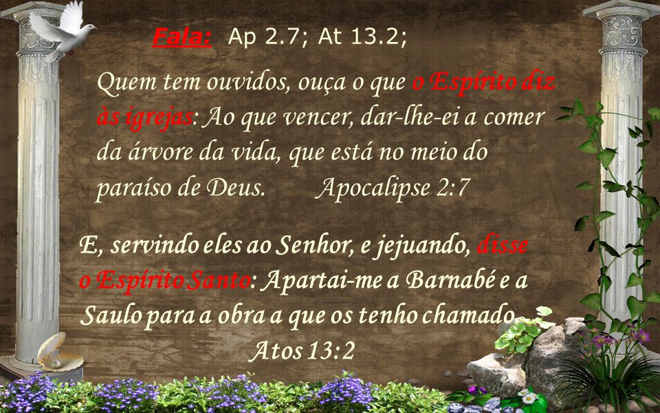 Fala: Ap 2.7; At 13.2;