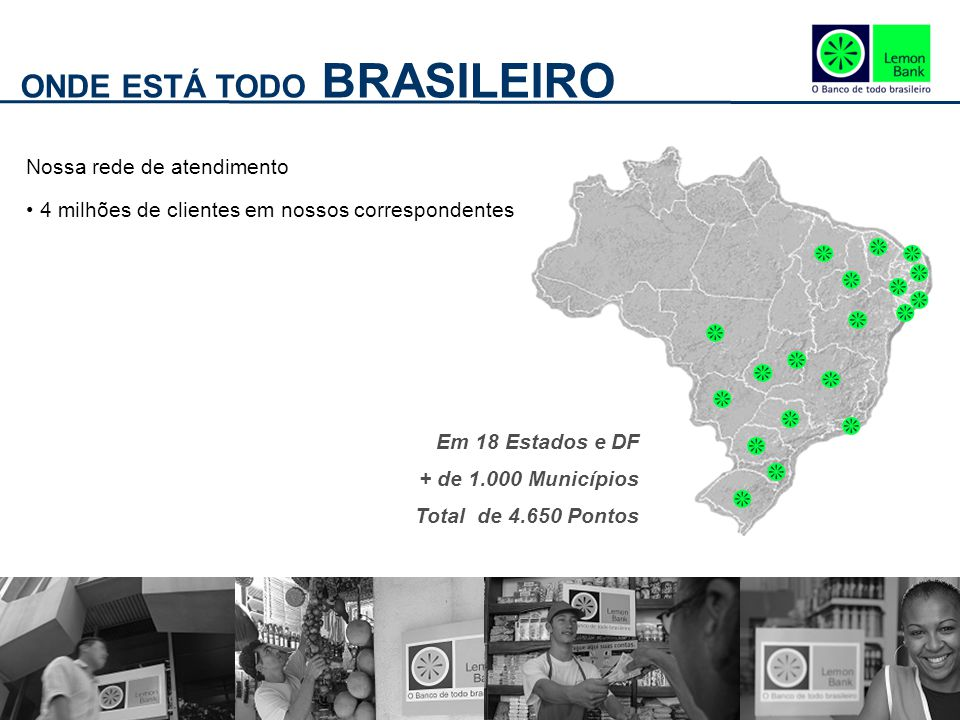 ONDE ESTÁ TODO BRASILEIRO