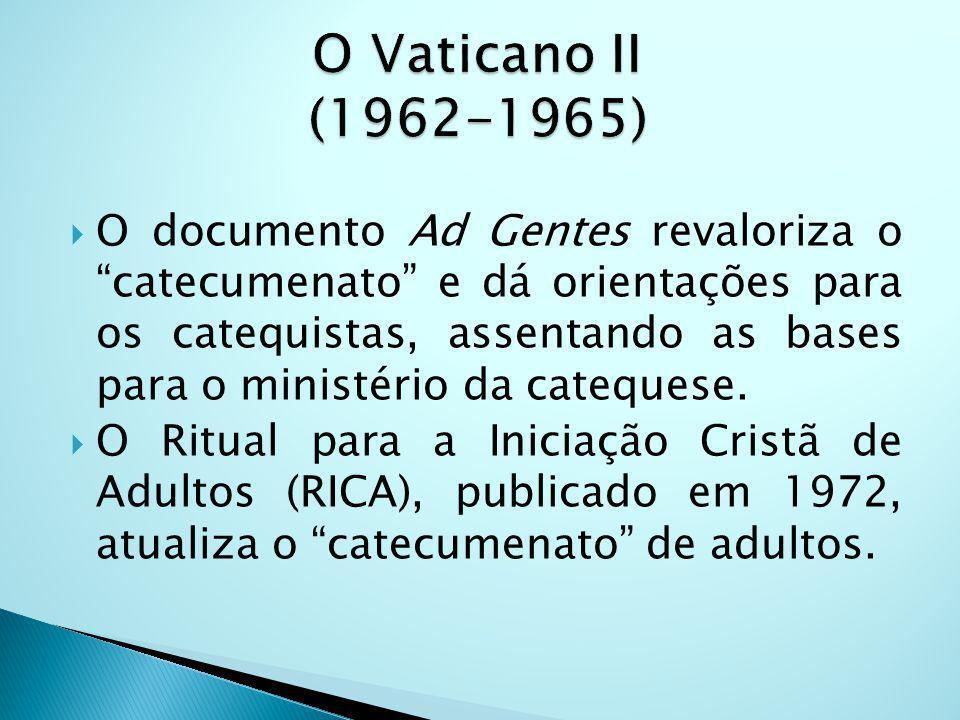O Vaticano II (1962-1965)
