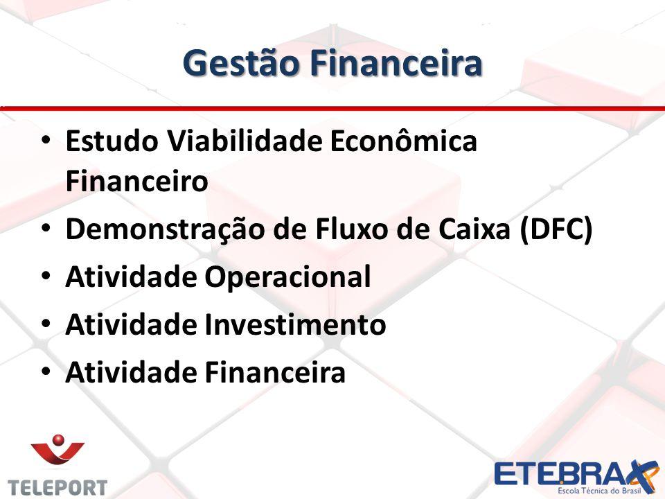 Gestão Financeira Estudo Viabilidade Econômica Financeiro
