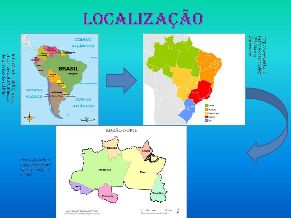 Localização http://www.anttur.org.br/secoes/pagina/155/Nossas-Associadas. http://historia1012j.blogspot.com.br/2010/08/mapa-da-america-do-sul.html.