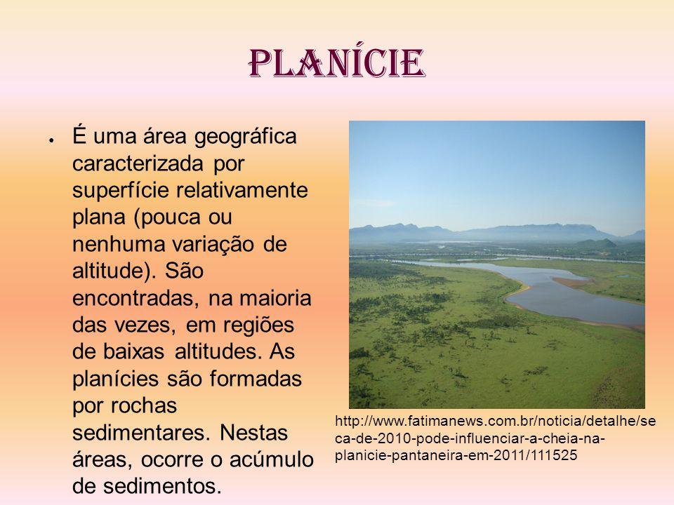 Planície