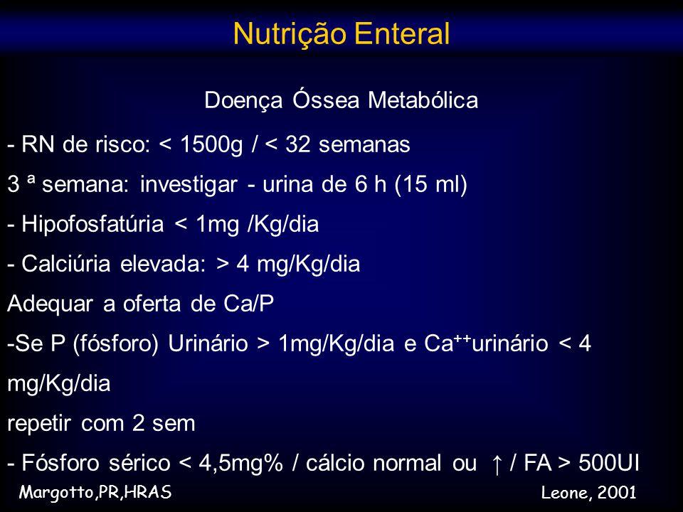 Doença Óssea Metabólica