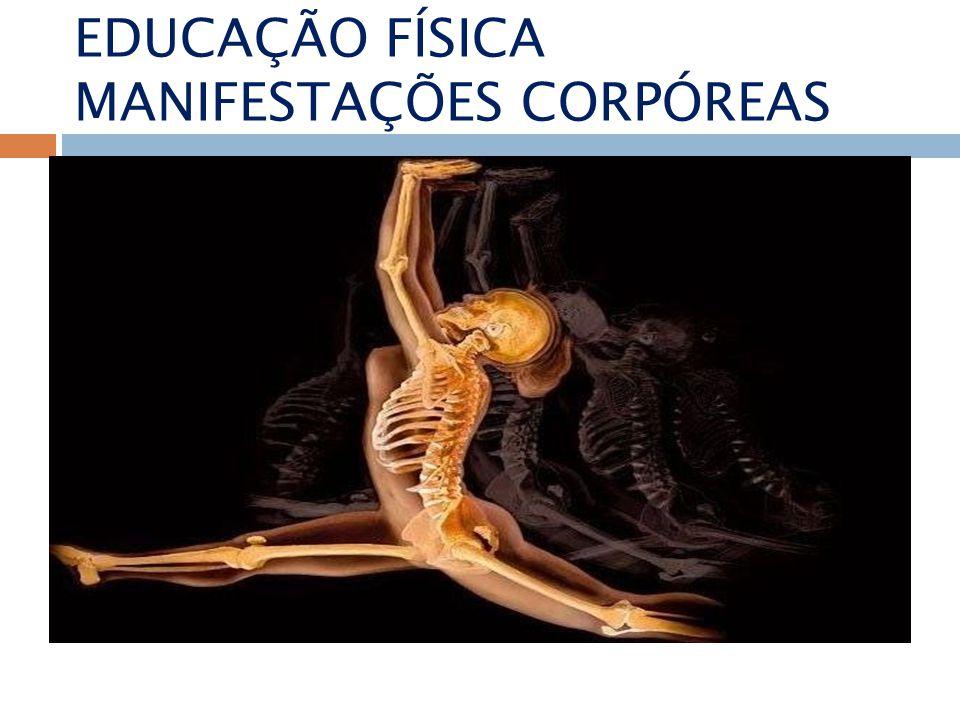 EDUCAÇÃO FÍSICA MANIFESTAÇÕES CORPÓREAS