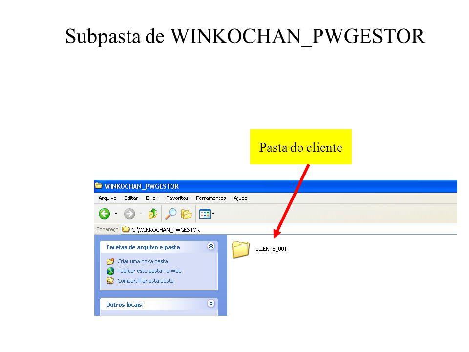Subpasta de WINKOCHAN_PWGESTOR