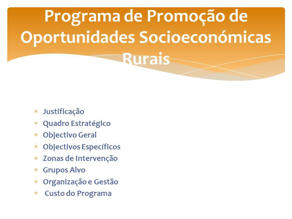 Programa de Promoção de Oportunidades Socioeconómicas Rurais