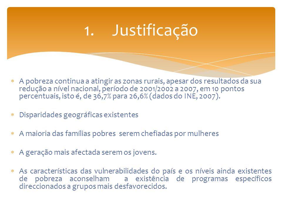 1. Justificação