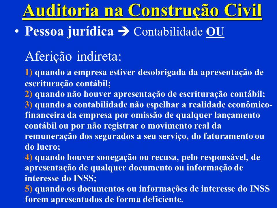 Auditoria na Construção Civil
