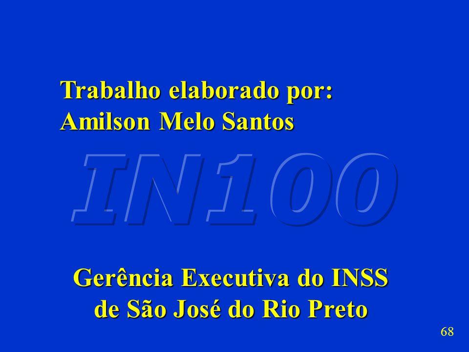Gerência Executiva do INSS de São José do Rio Preto
