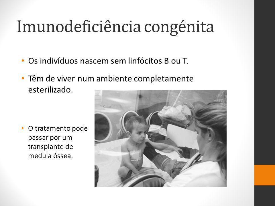 Imunodeficiência congénita