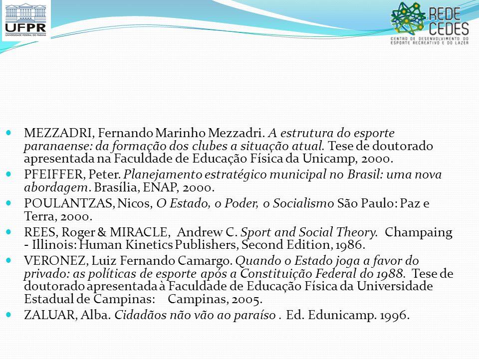 MEZZADRI, Fernando Marinho Mezzadri