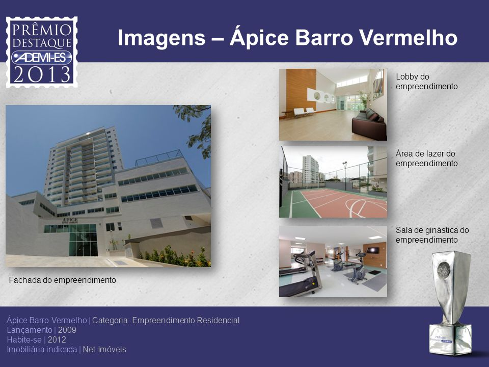Imagens – Ápice Barro Vermelho