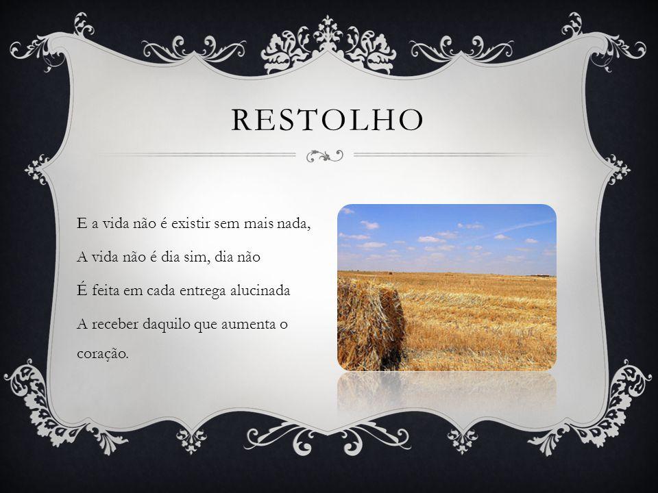 RESTOLHO
