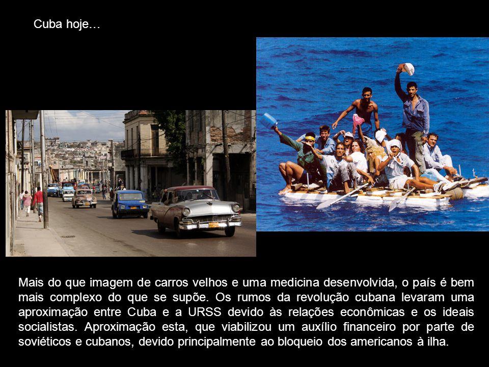 Cuba hoje…