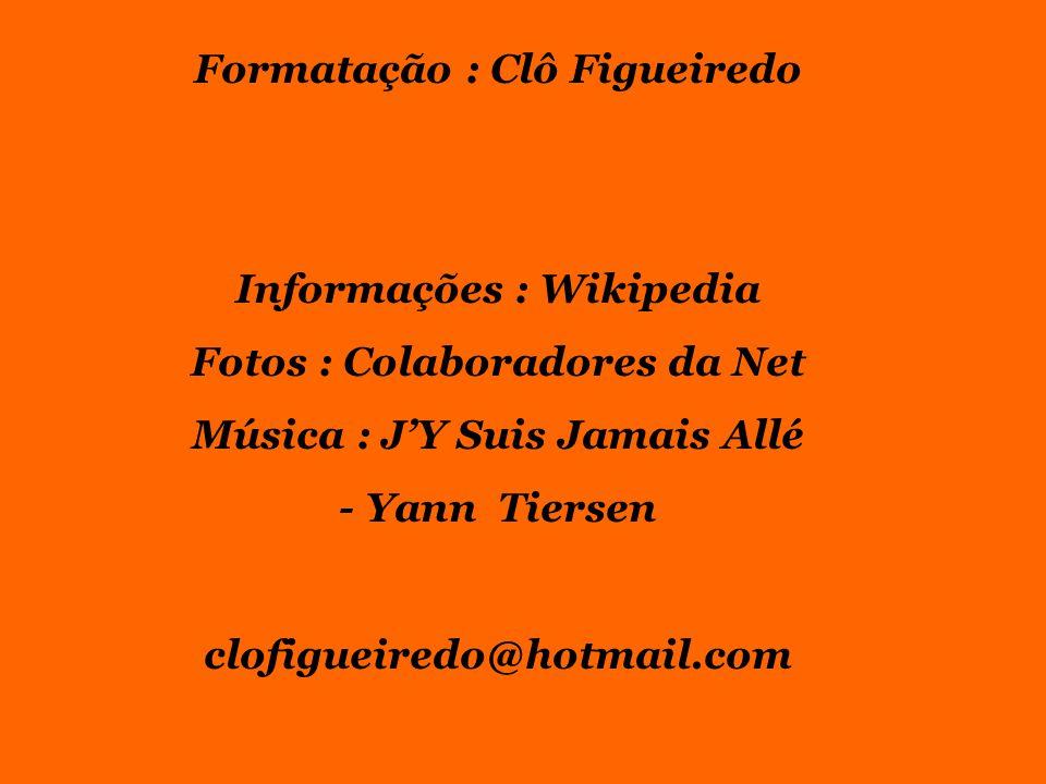 Formatação : Clô Figueiredo