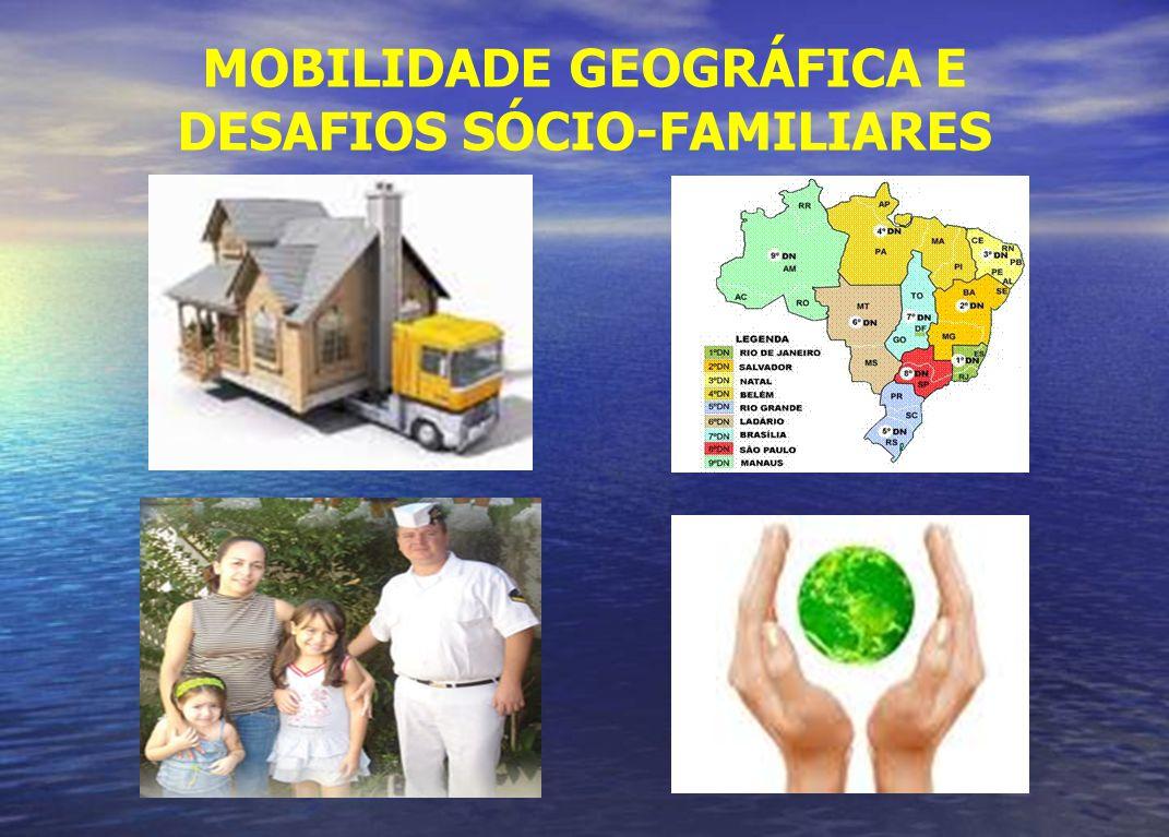 MOBILIDADE GEOGRÁFICA E DESAFIOS SÓCIO-FAMILIARES