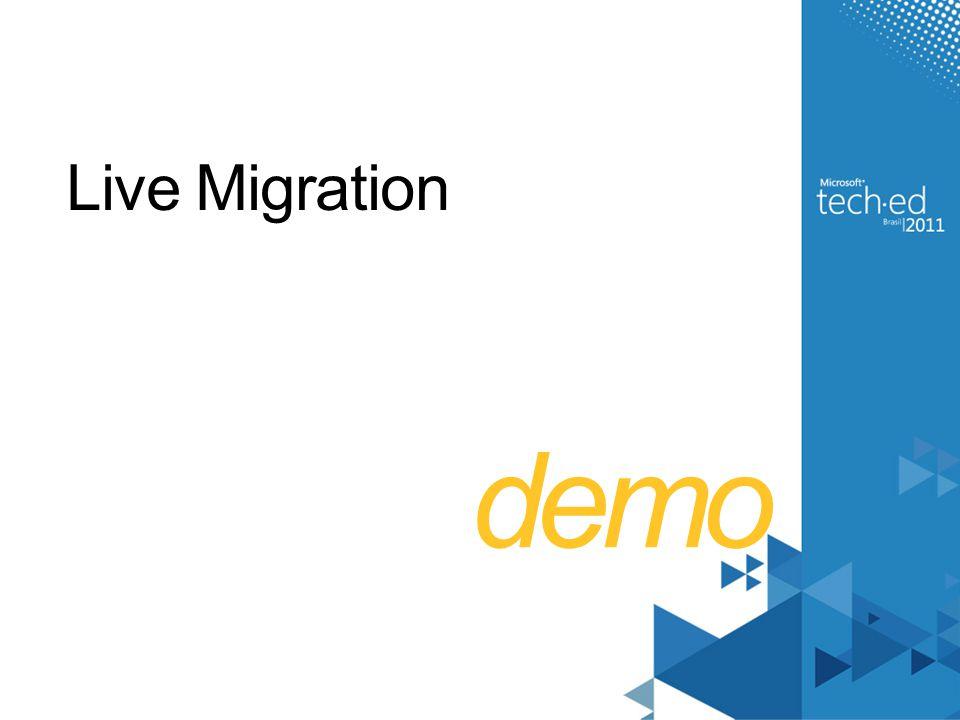 demo Live Migration 4/2/2017 6:36 AM
