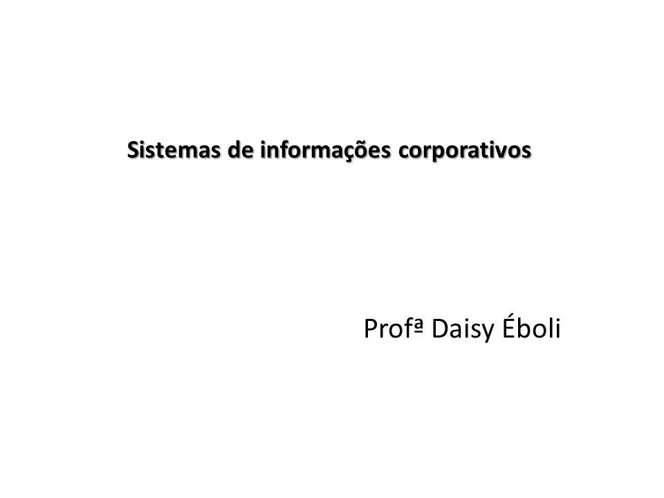 Sistemas de informações corporativos