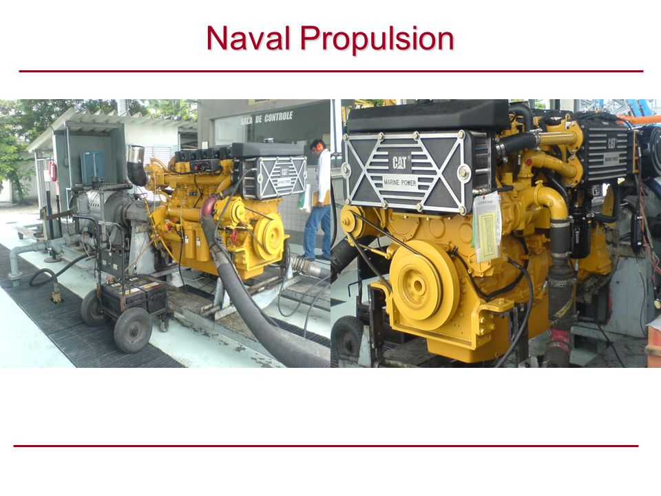 Naval Propulsion