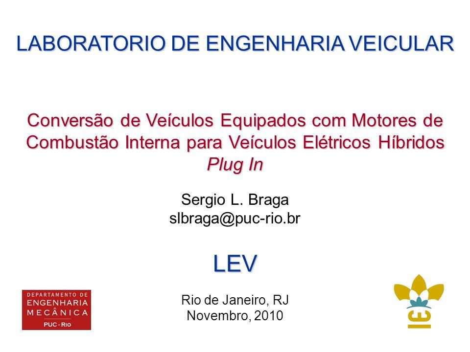 LABORATORIO de Engenharia Veicular