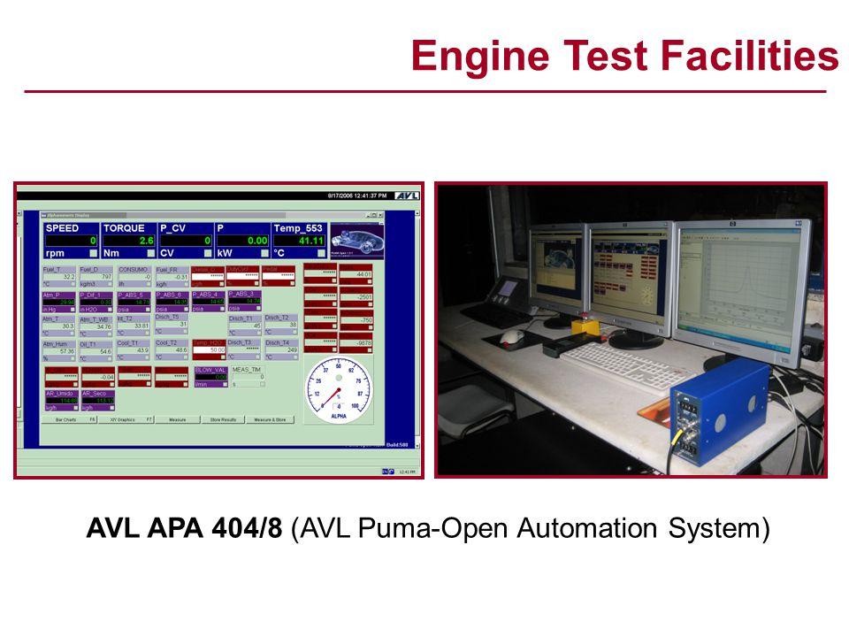 AVL APA 404/8 (AVL Puma-Open Automation System)